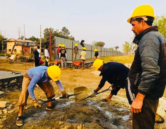 Photo Courtesy: Facebook Page/Gautam Buddha International Cricket Stadium
