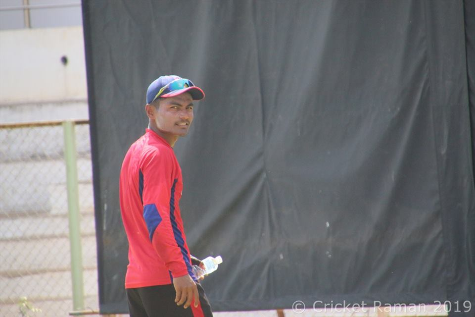 Rohit Kumar Paudel (Photo Courtesy: Raman Shiwakoti)