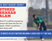 Shahab Alam bowling for Tribhuvan Army Club